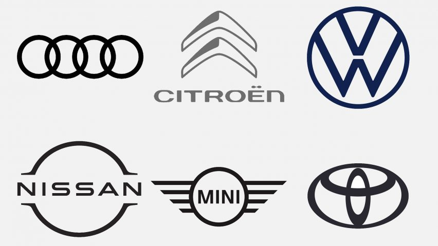 Seven Car Brands That Have Returned To Flat Logo Designs,Cozy Interior Design For Small Living Room