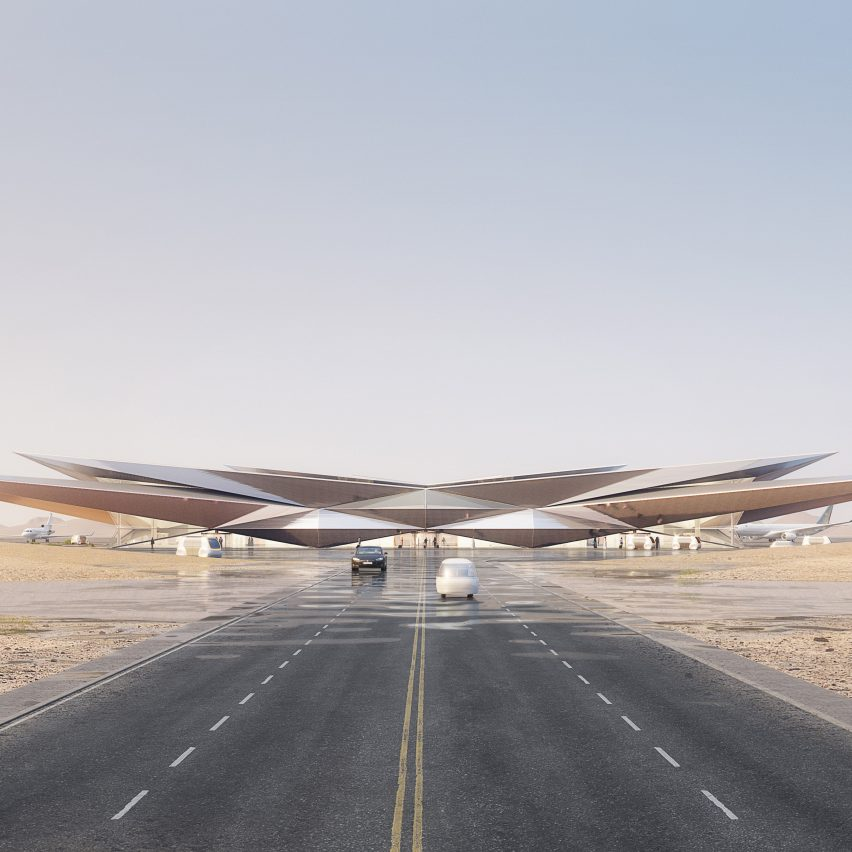 ACAN calls on Foster + Partners to withdraw from Amaala airport project