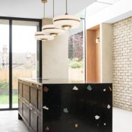 Glyn House extension designed by Yellow Cloud Studio