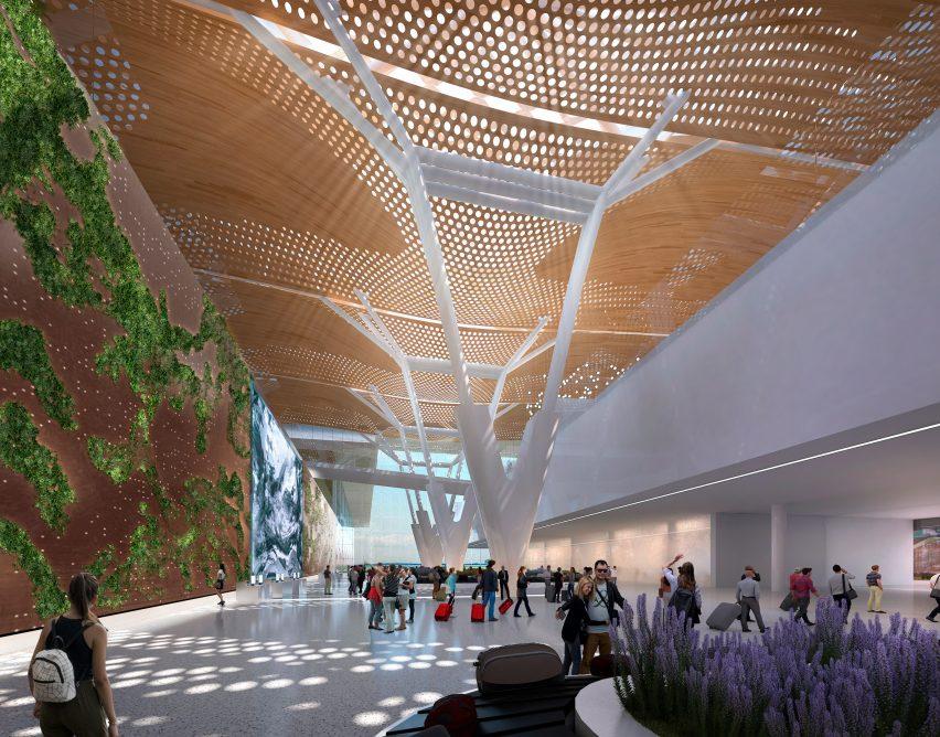 Terminal 2 at Guadalajara Airport by CallisonRTKL