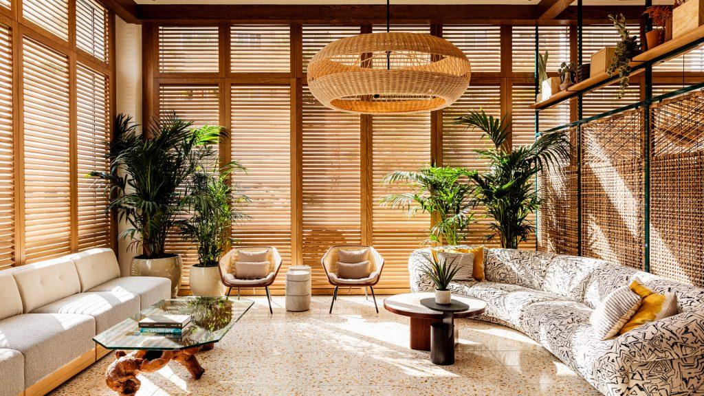Studio Collective revitalises modernist LA tower for Hotel June