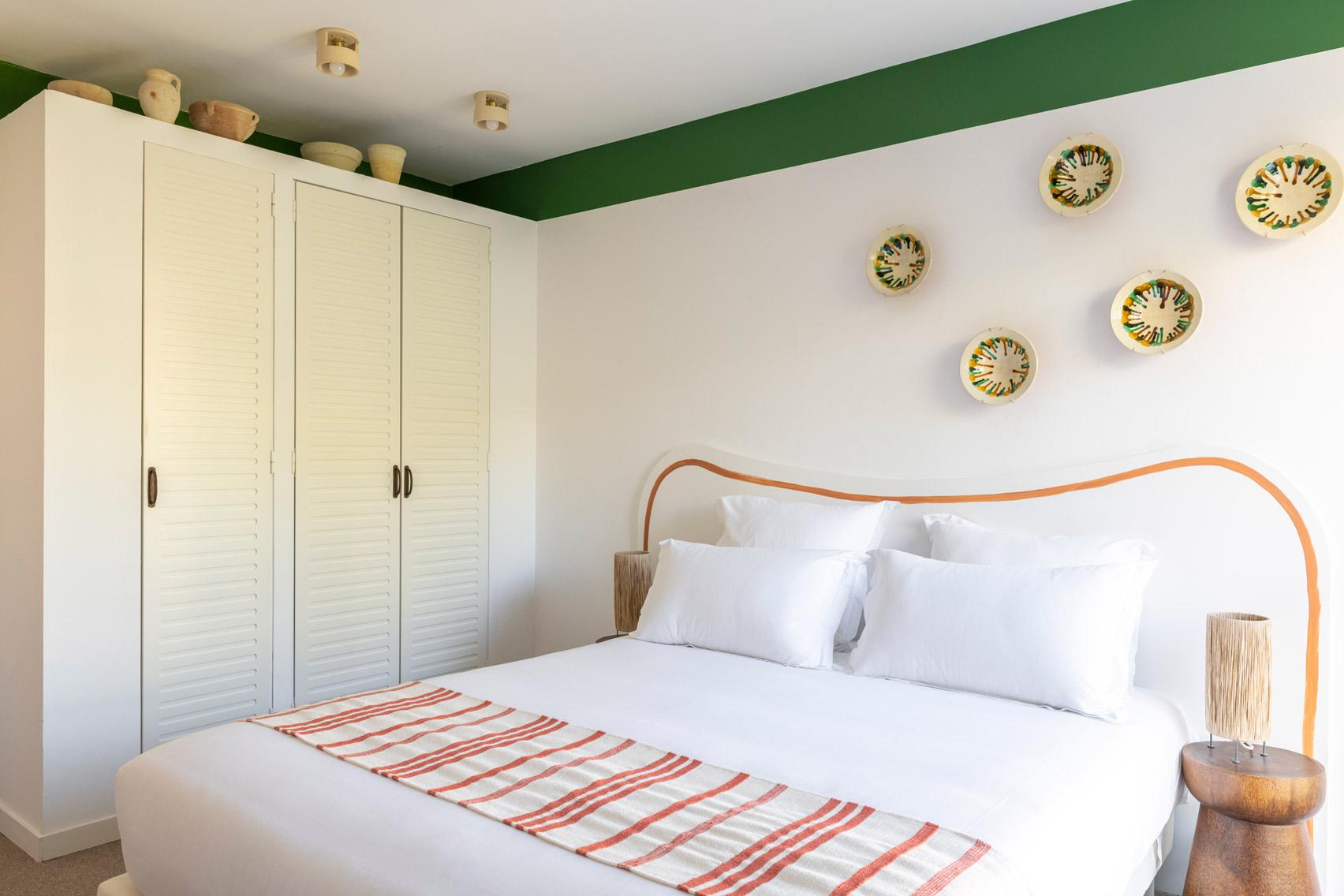 Hotel Le Sud designed by Stéphanie Lizée