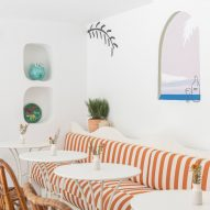 Stéphanie Lizée's interiors for Hotel Le Sud are an homage to the south of France