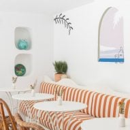 Stéphanie Livée's interiors for Hotel Le Sud are an homage to the south of France
