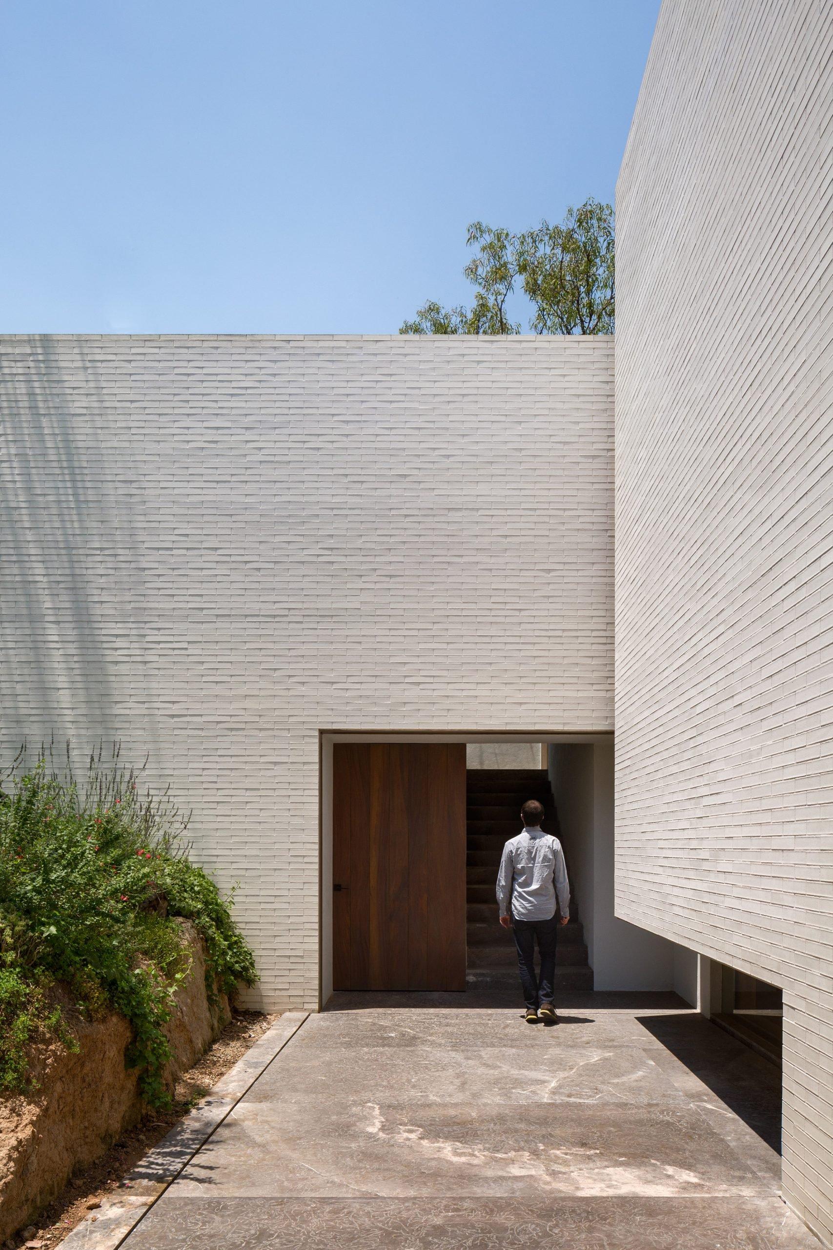 Housing in Amatepec by Manuel Cervantes Estudio