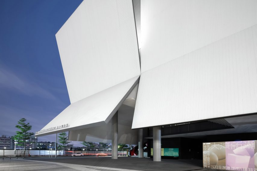 iADC Design Museum in Shenzhen's Bao'an district by Rocco Design Architects