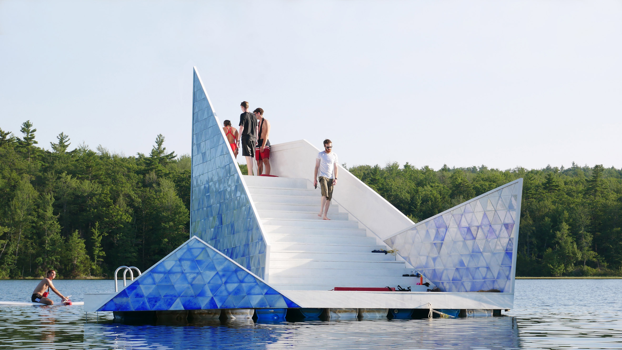 Iceberg by Bulot+Collins