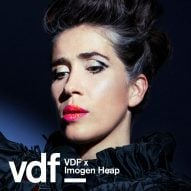 Live interview with musician Imogen Heap as part of Virtual Design Festival
