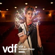 Imogen Heap closes Virtual Design Festival with exclusive live performance