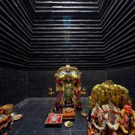 Temple to Balaji& Varahaswamy in Nandyal, Andhra Pradesh, India, by Sameep Padora & Associates