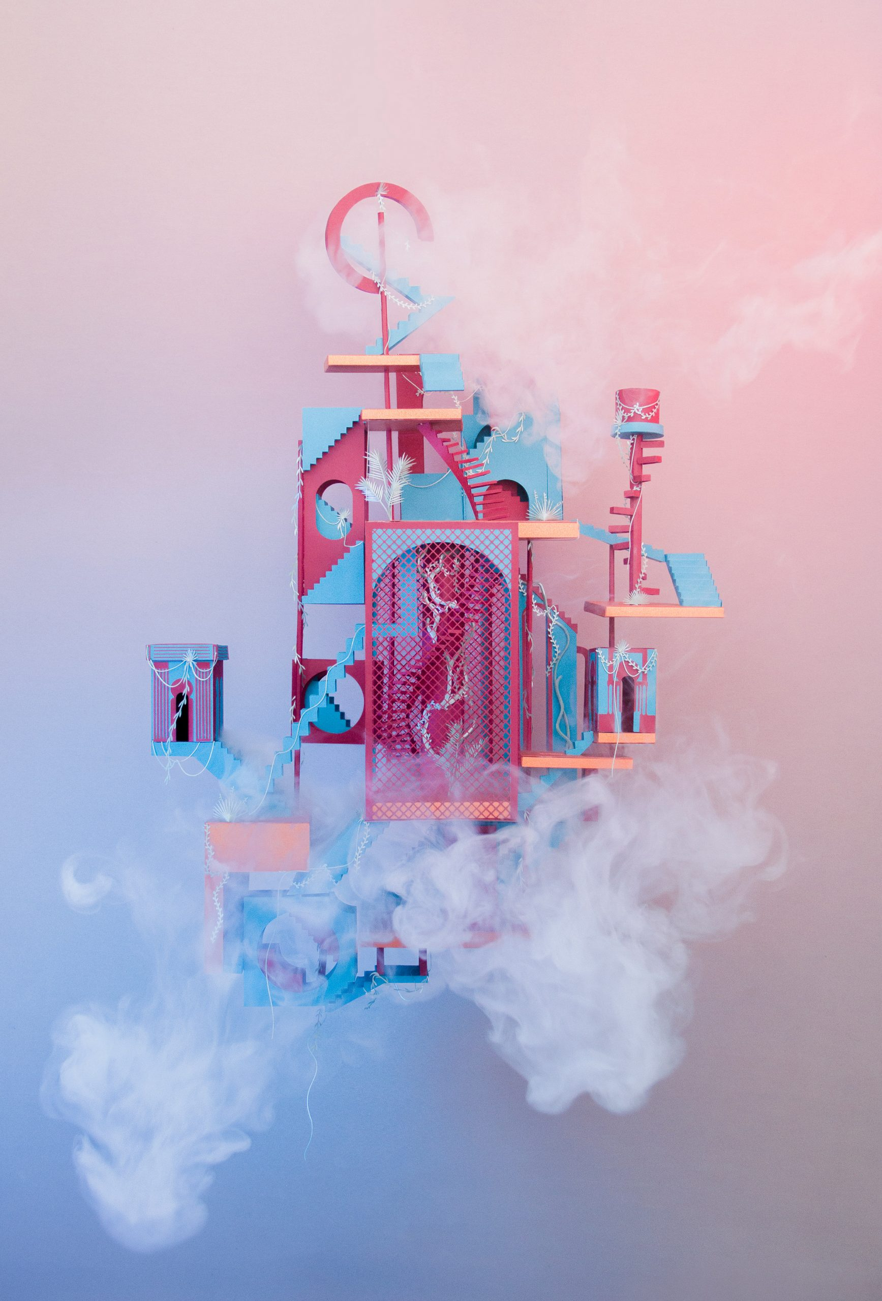 Invisible Cities by Camille Benoit and Mariana Gella