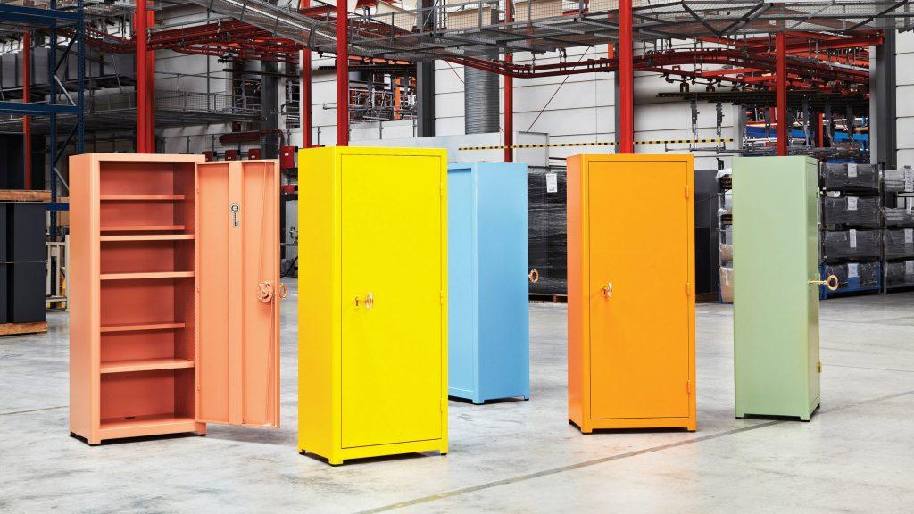 Job Cabinet by Studio Job for Lensvelt