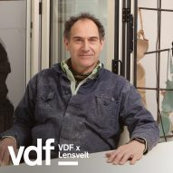 Live conversation with designer Joep van Lieshout and Hans Lensvelt for Virtual Design Festival