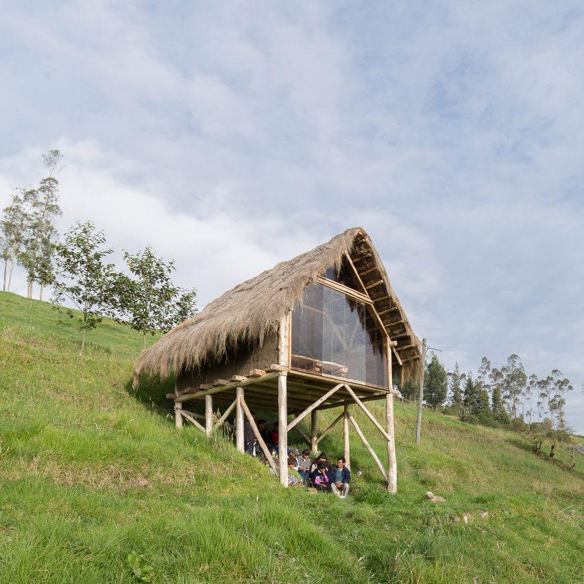 Kusy Kawsay by architecture student David Guambo