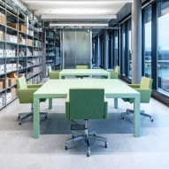 AVL Office Chair by Atelier van Lieshout for Lensvelt
