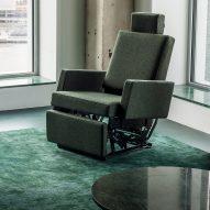 AVL Lazy Modernist armchair by Joep van Lieshout for Lensvelt