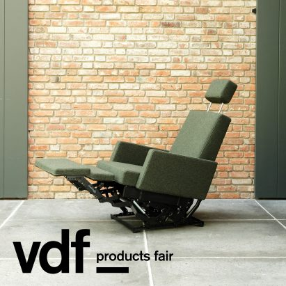 Lensvelt shares AVL collection by Atelier van Lieshout at VDF products fair