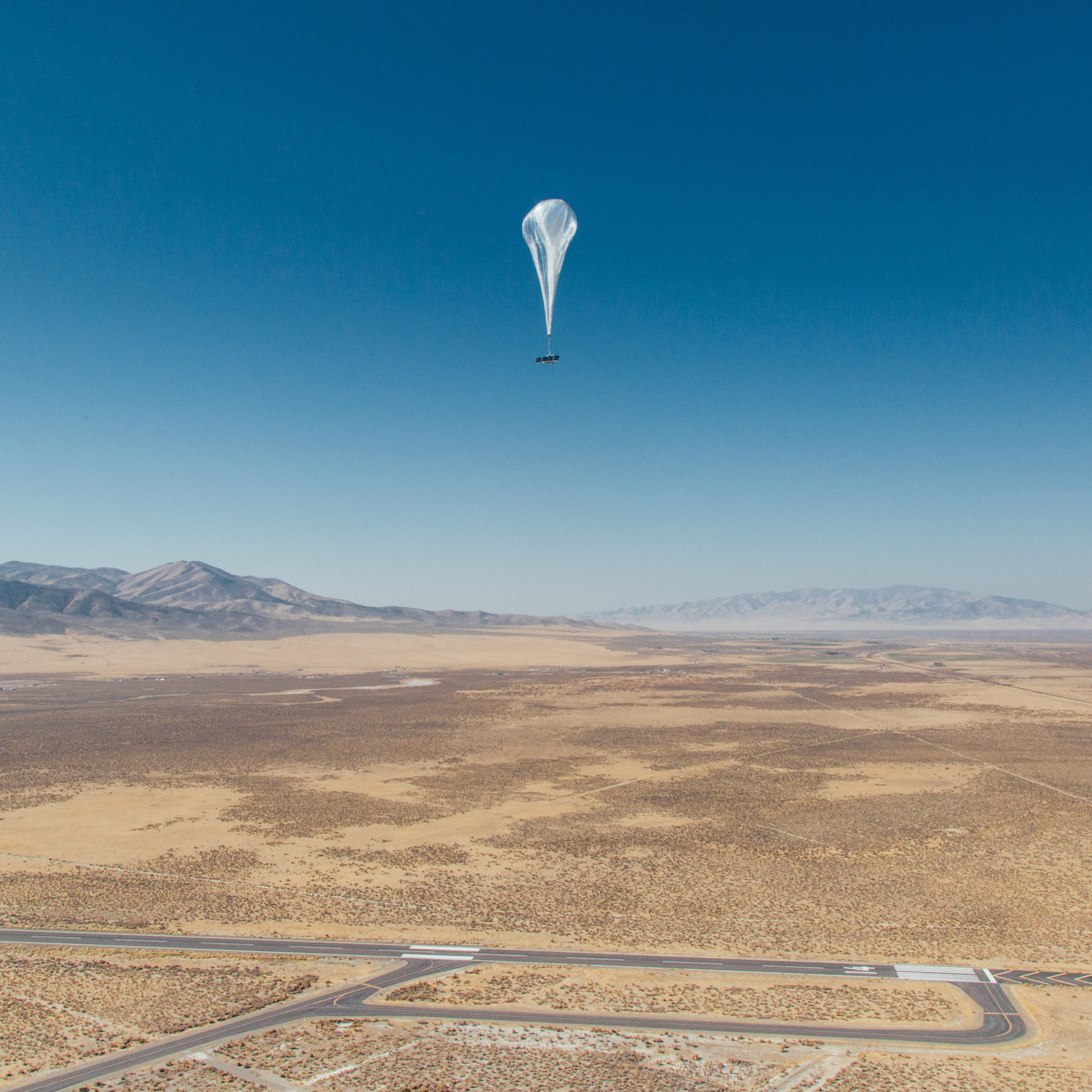 Loon Launches Floating Balloon Powered Internet Service In Kenya