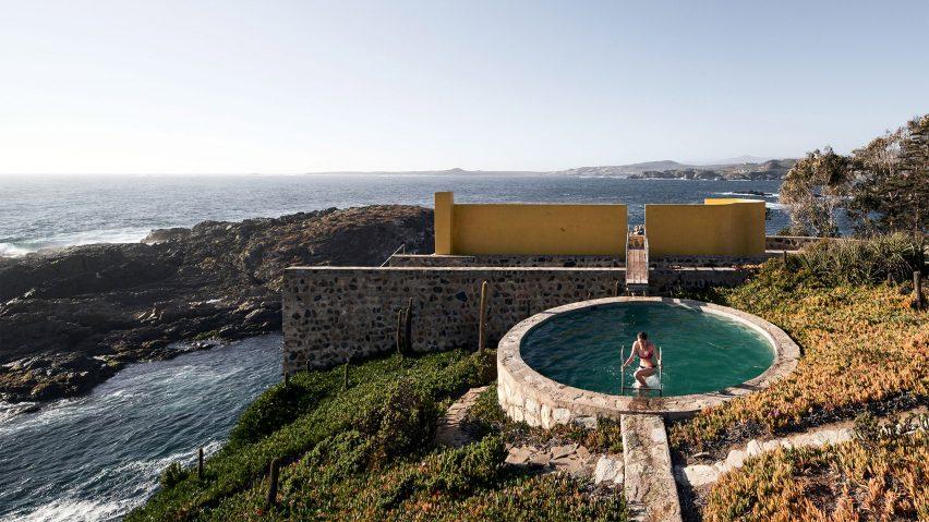 Maison Los Vilos par Cristián Boza