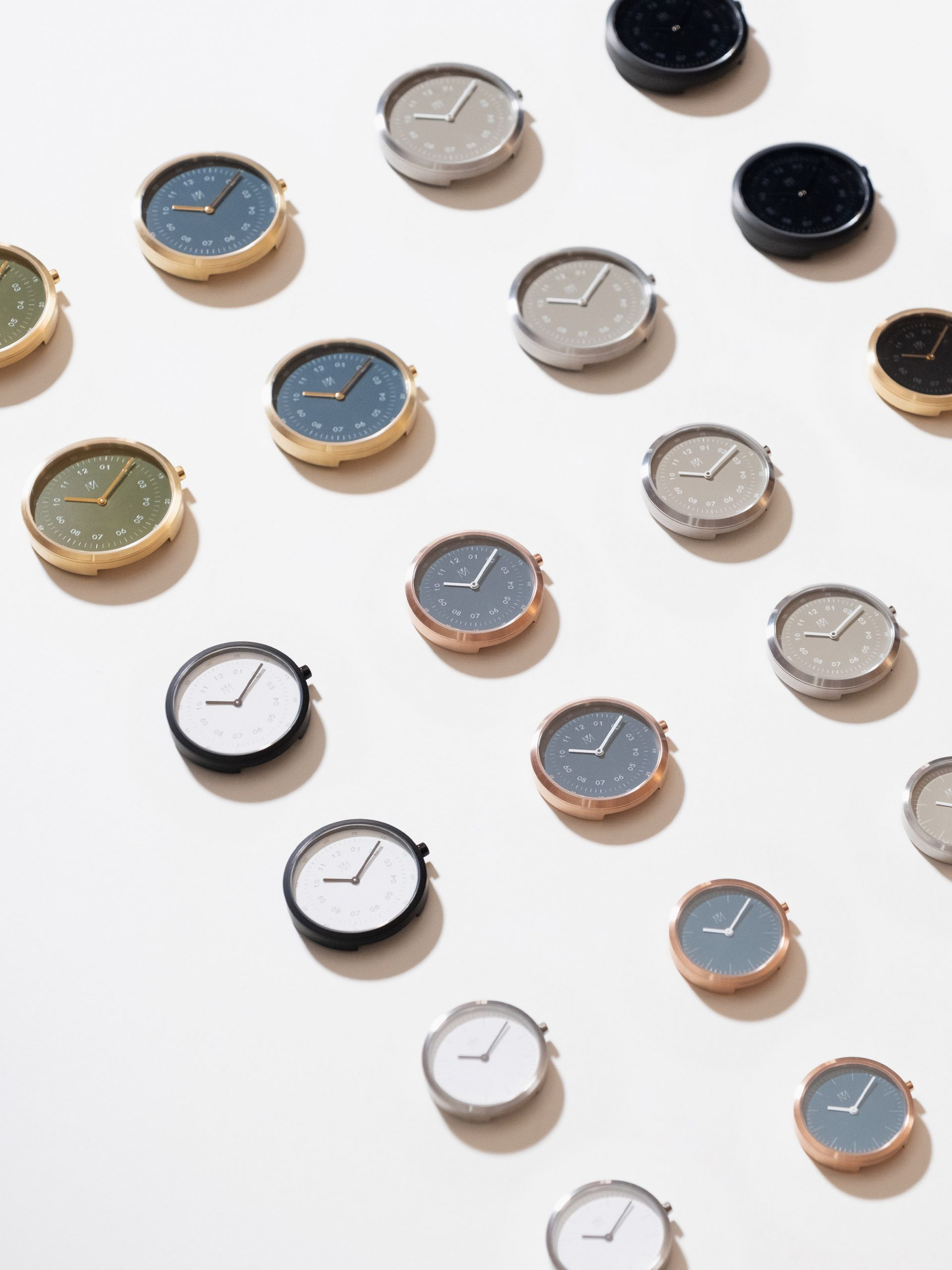 Artisan series of watches by Maven