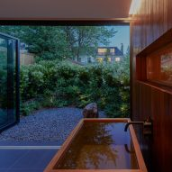 House and sauna in Cambridge by Neil Dusheiko Architects