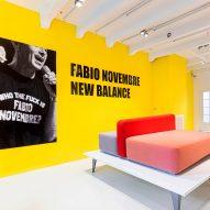 New Balance by Fabio Novembre for Lensvelt