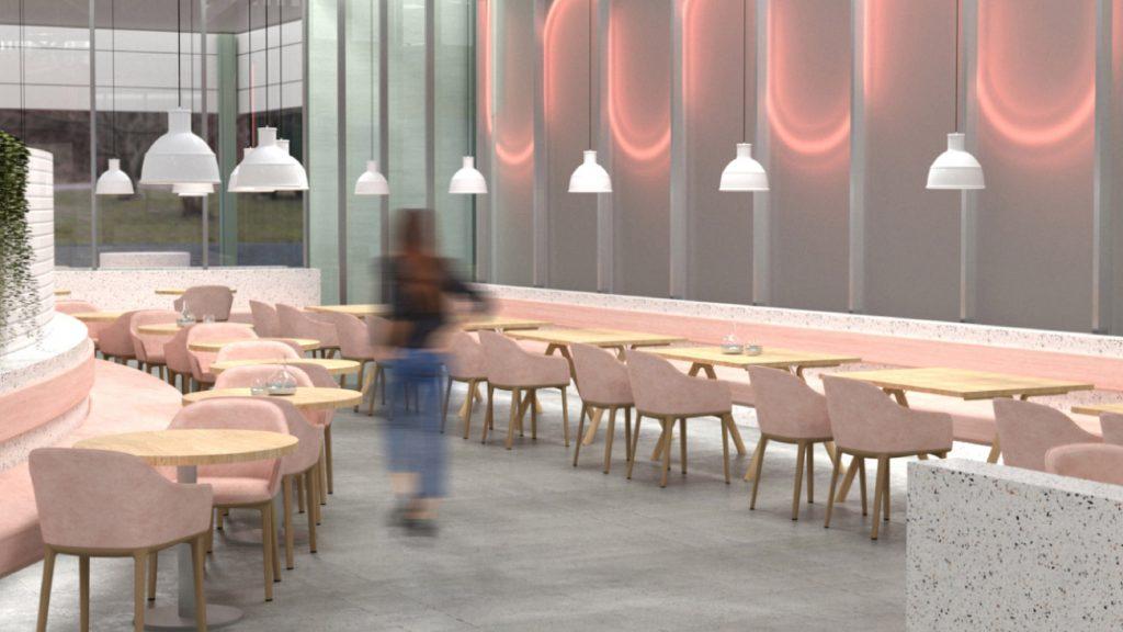 Interiors Meet Visual Communication In New Design University School Show