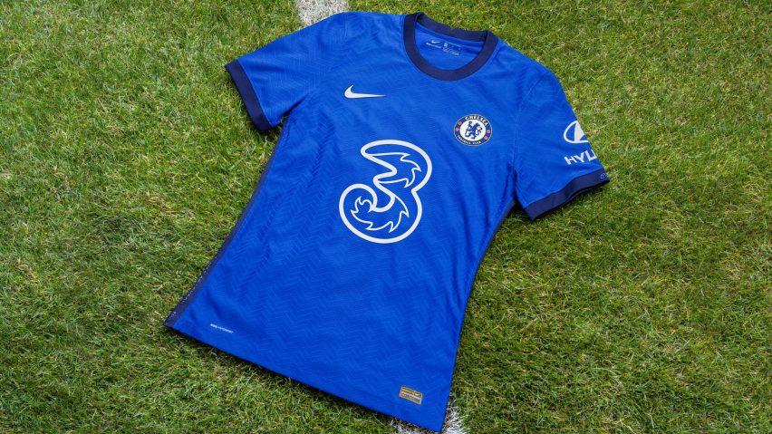 Nike Reveals Herringbone Patterned Chelsea Kit Informed By Saville Row