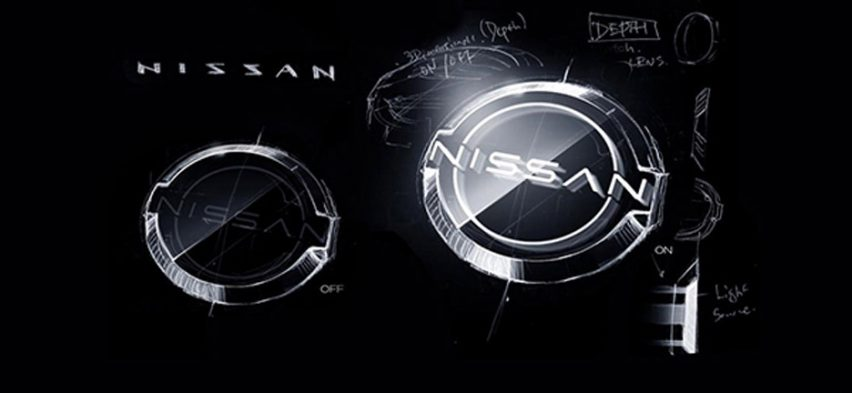 Nissan latest car brand to roll out flat logo