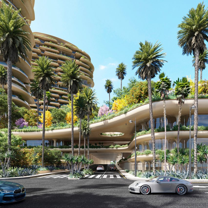 One Beverly Hills by Foster + Partners