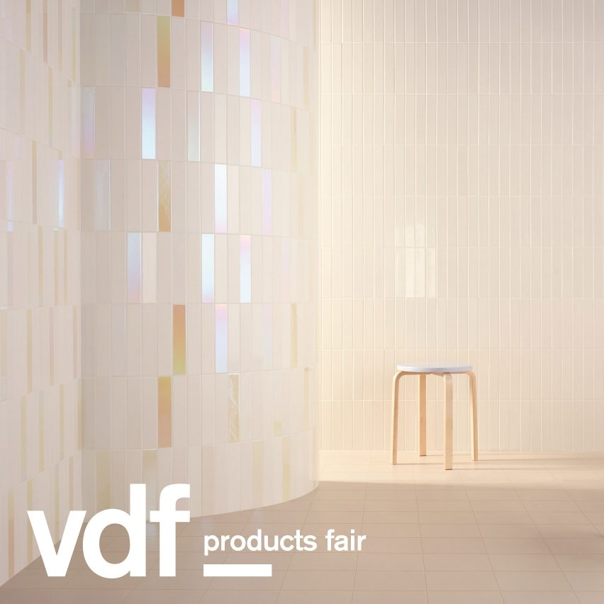 Parkside launches three architectural tile collections at VDF products fair