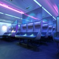 PriestmanGoode redesigns air travel for post-pandemic life with Pure Skies concept
