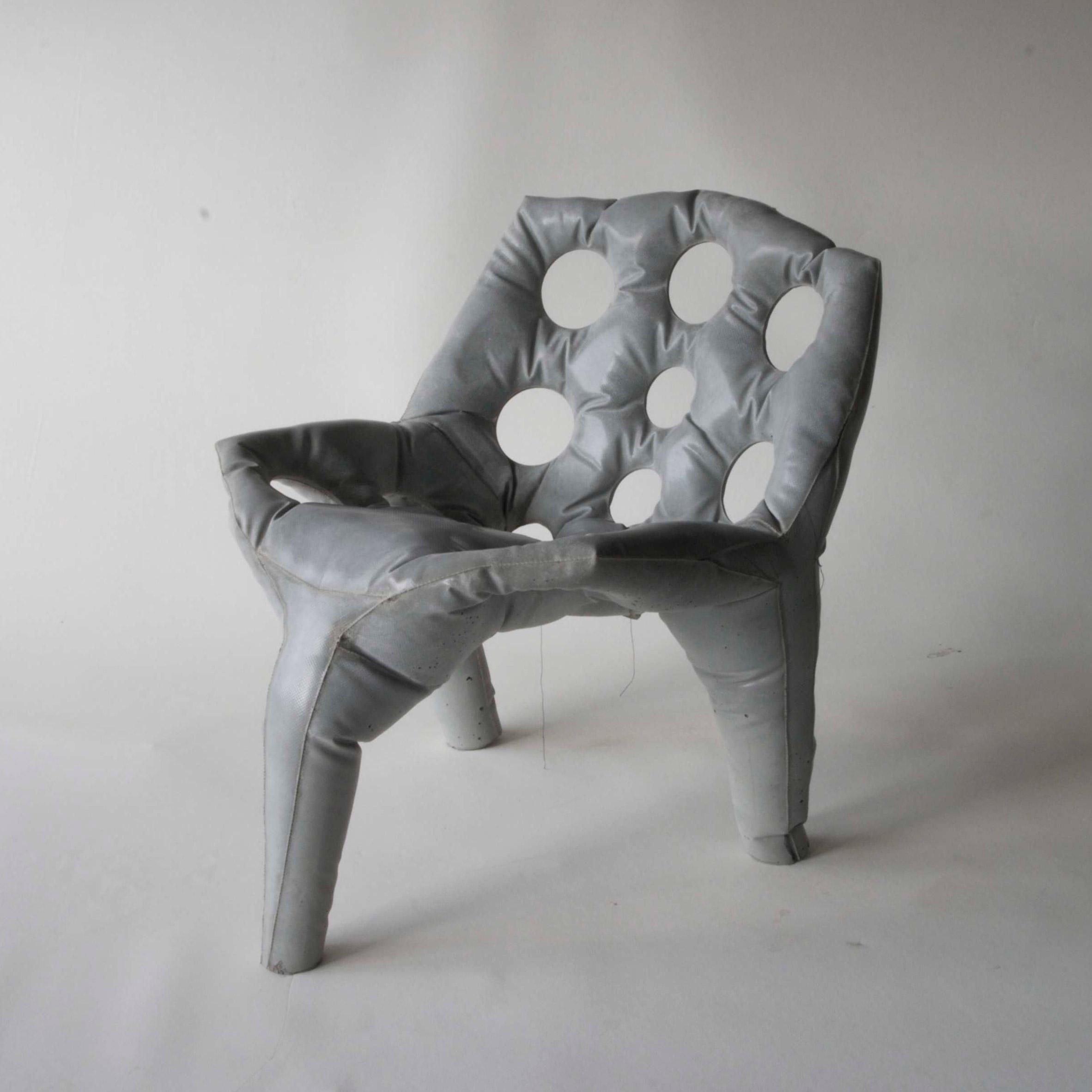 Concrete Chair by Tejo Remy & René Veenhuizen