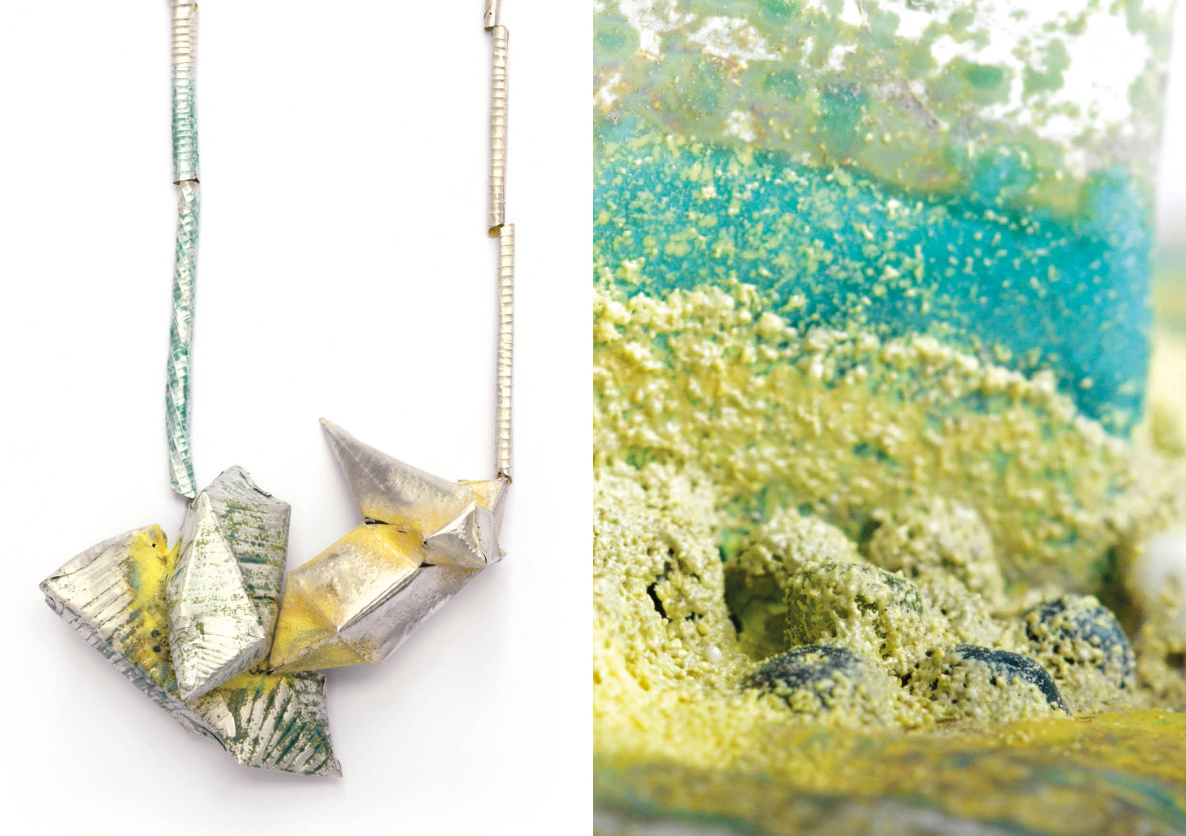 Projects from PXL-MAD School of Arts treat jewellery as