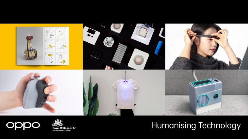 RCA x OPPO: Humanising Technology