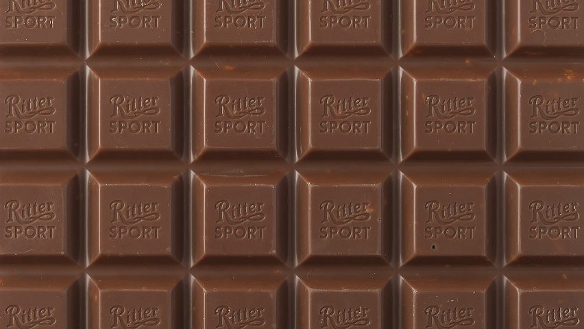 Ritter Sport wins exclusive right to square chocolate bars