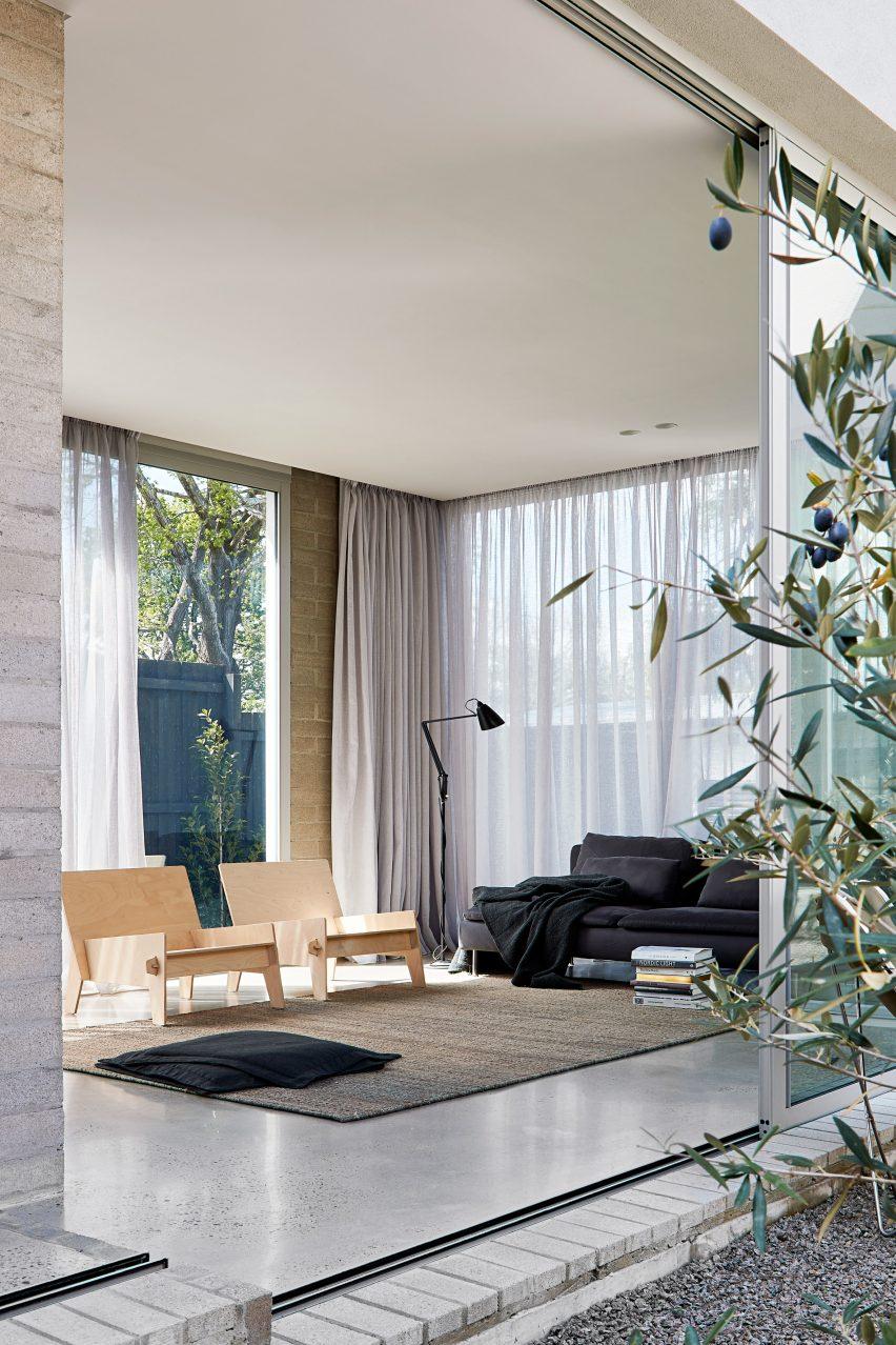 Ruxton Rise Residence em Melbourne, projetado por Studio Four