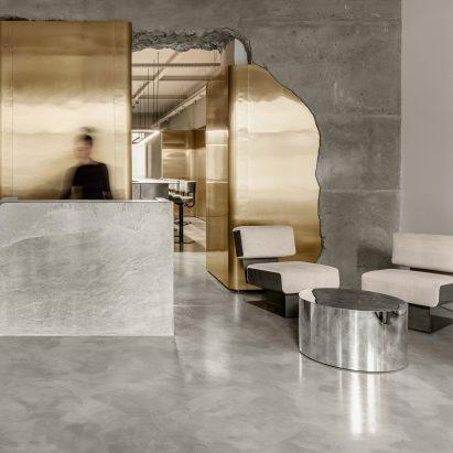 Salon Architecture And Interior Design Dezeen