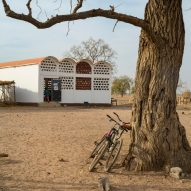 School in Makabing Sidi, Senegal, by Manuel Herz Architects and Magueye Ba