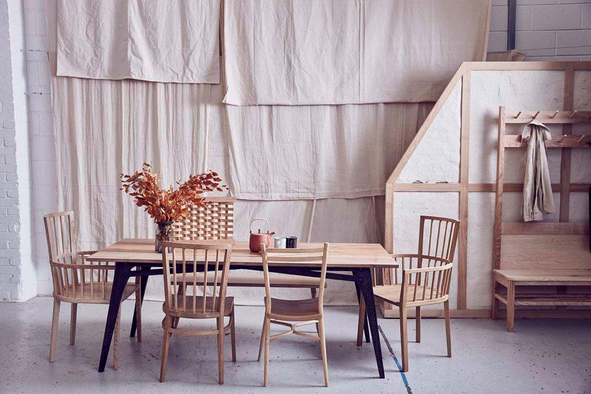 Furniture by Sebastian Cox