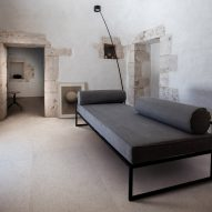 Sensi porcelain stoneware tiles by Matteo Thun for Florim