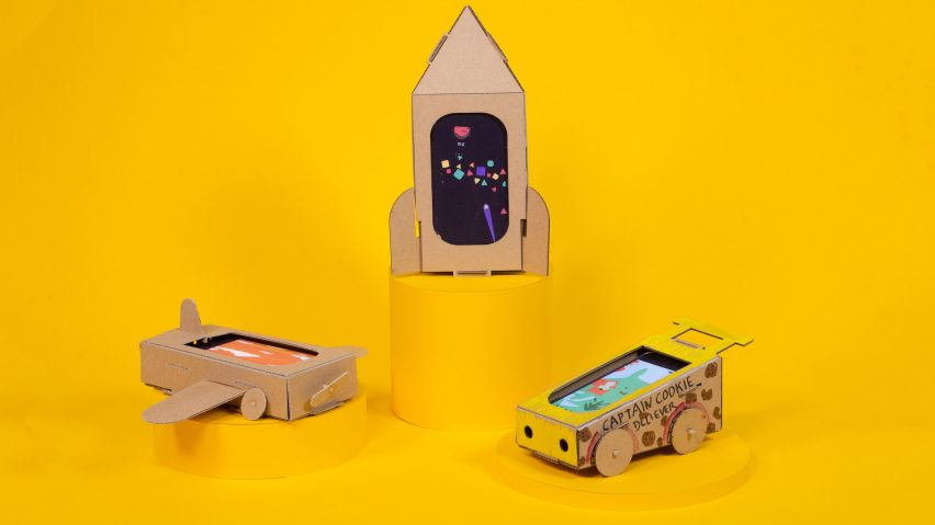 "SmartKit by Matthieu Muller helps children ""use technology in a healthy way"""