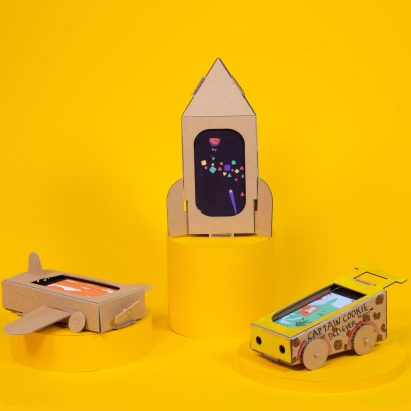 """SmartKit by Matthieu Muller helps children """"use technology in a healthy way"""""""