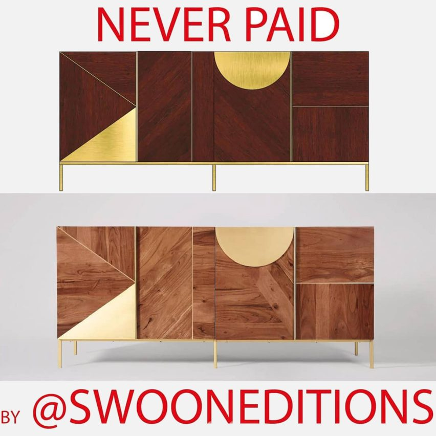 Swoon Editions apologies to freelance designer after producing her work without paying her