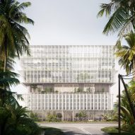 Szczepaniak Astridge designs Malaysia headquarters for PPE maker Supermax