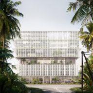 Szczepaniak Astridge designs Malaysia headquarters for PPE maker Supermax