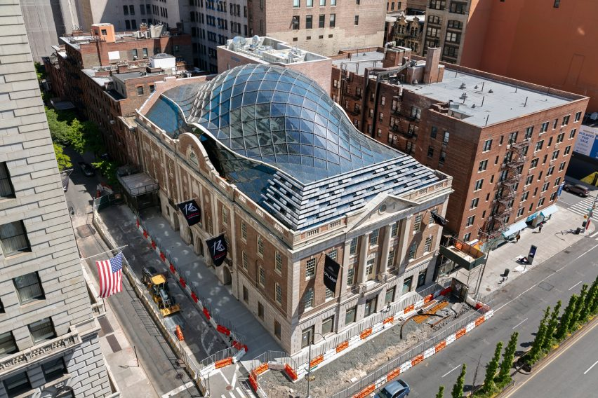 Tammany Hall 44 Union Square by BKSK Architects