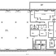 Tammany Hall 44 Union Square by BKSK Architects Basement Floor Plan