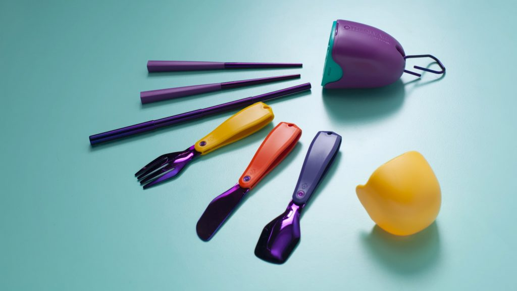 A coronavirus cutlery set by Pharrell Williams features in today's Dezeen Weekly newsletter