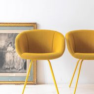 This Bucket Chair by Richard Hutten for Lensvelt